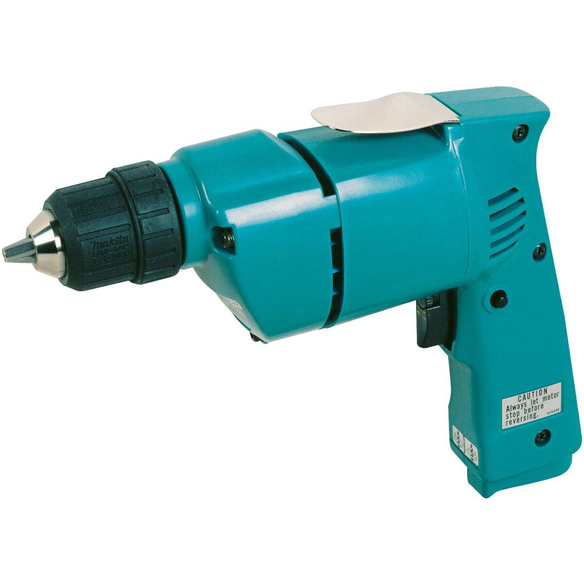 Makita 6510LVR 110Volt Rotary Drill 10mm 300 watt