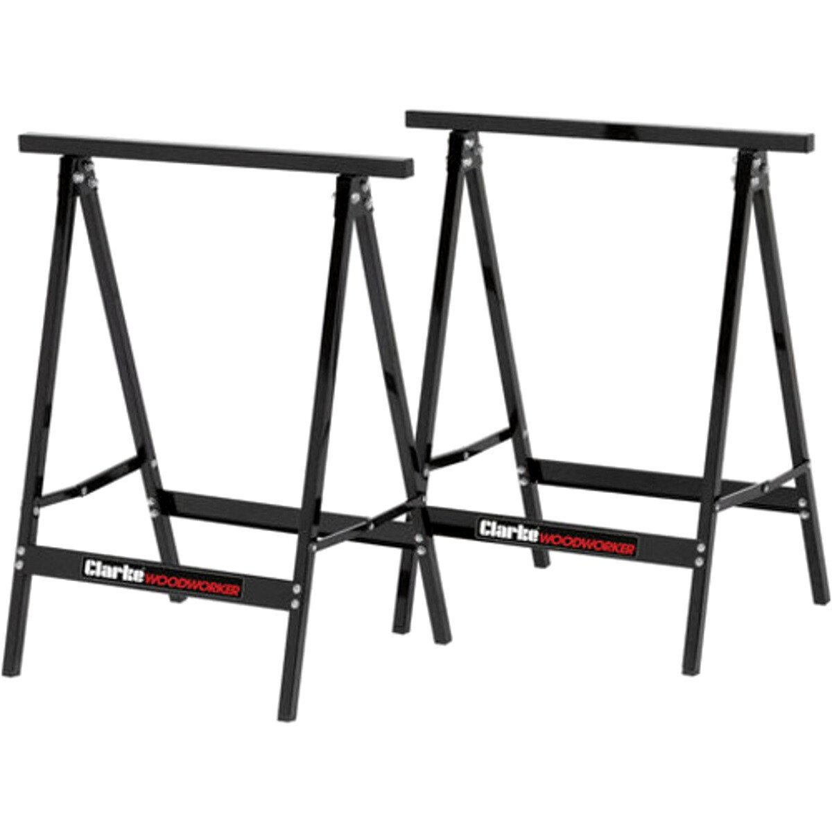 Clarke CT100PR Folding Work Stand (Pair) 6600015