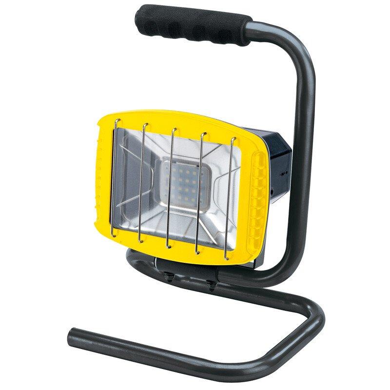 Draper 66011 WL/BTS/1200/Y 230V SMD LED Worklight with Wireless Speaker