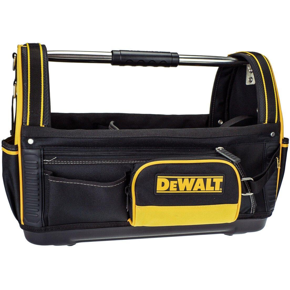 "Dewalt 1-79-208 Open Tote Tool Bag 18"""