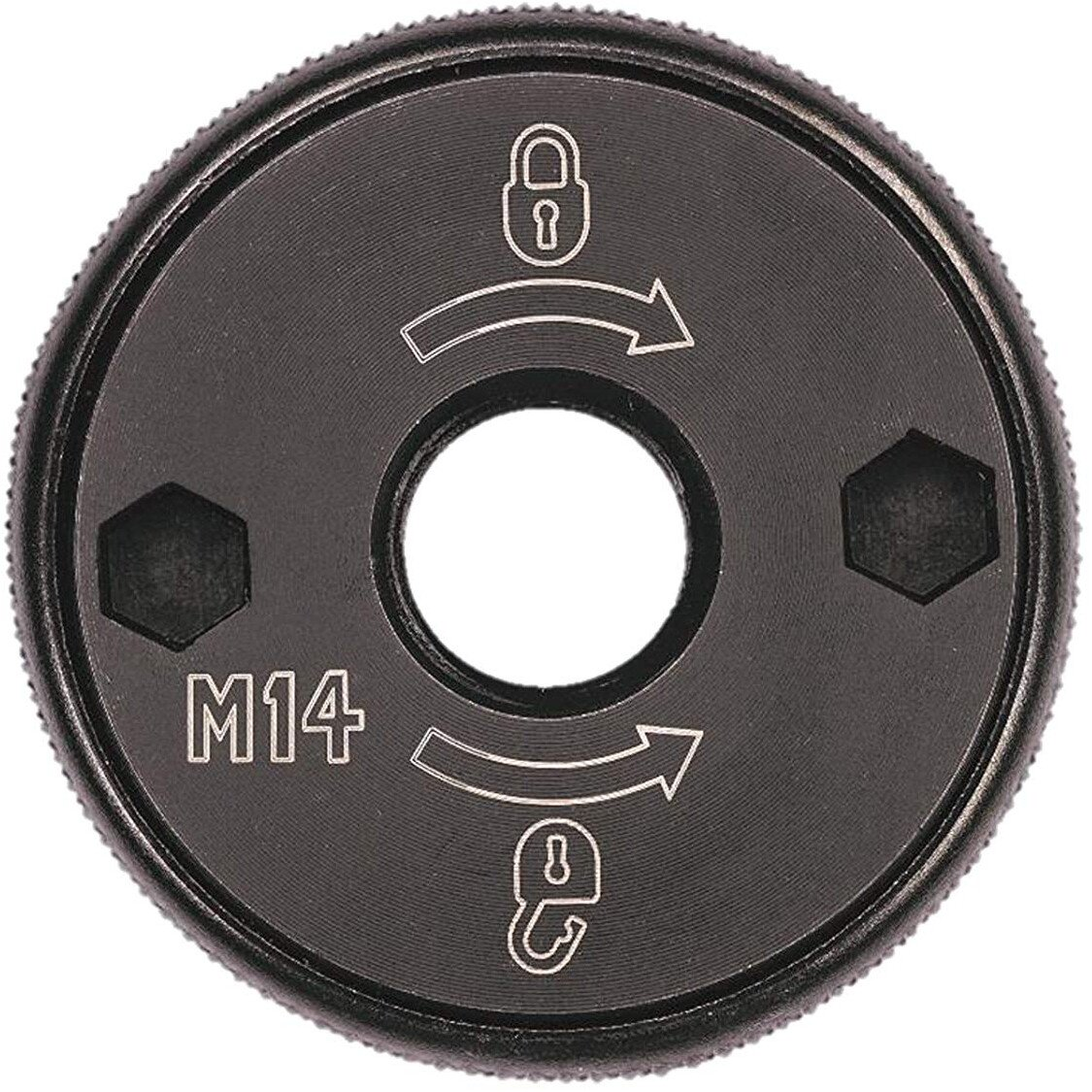 DeWalt DT3559-QZ M14 Locking Grinder Nut