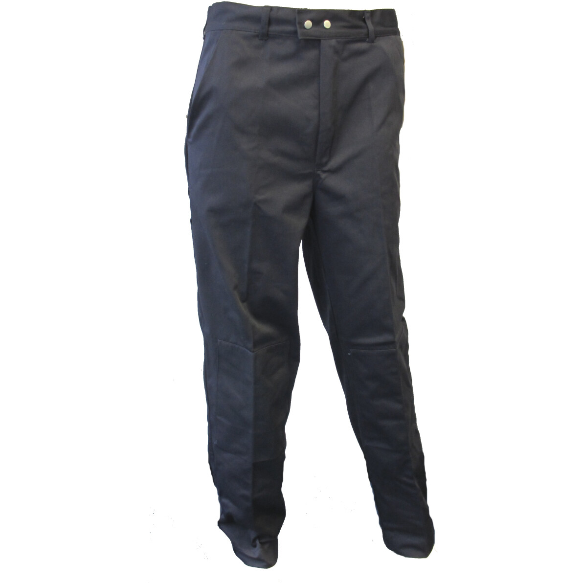 Blue Castle Clothing 755 'Knee Pocket' Trousers - Navy Blue