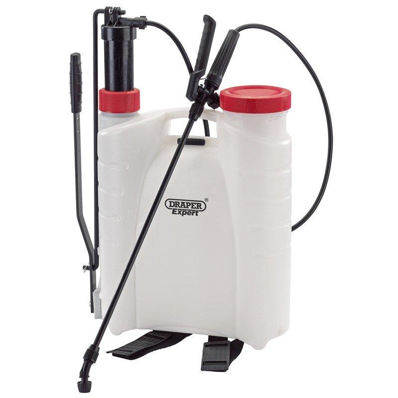 Draper 82470 PS12/B/EPDM Expert 12L EPDM Knapsack Pressure Sprayer