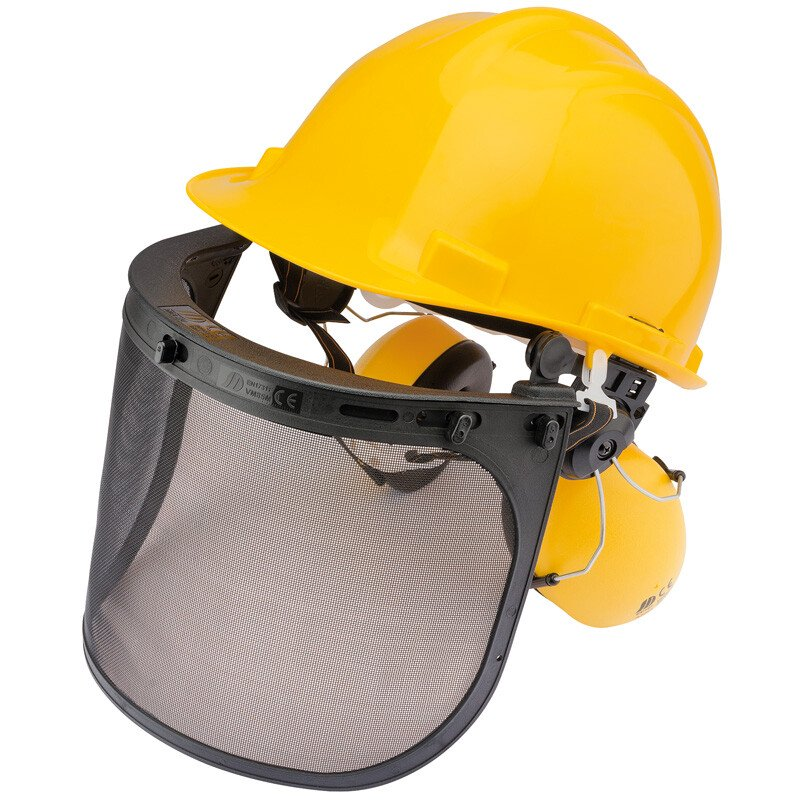 Draper 82646 CSH/TA Forestry Helmet