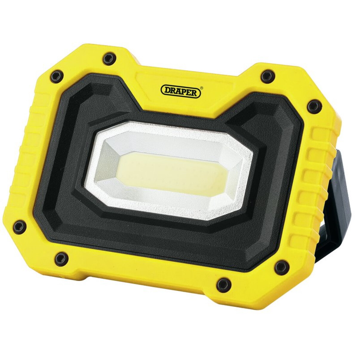 Draper 90004 RFL/500/Y Rechargeable Worklight with Wireless Speaker -  Yellow