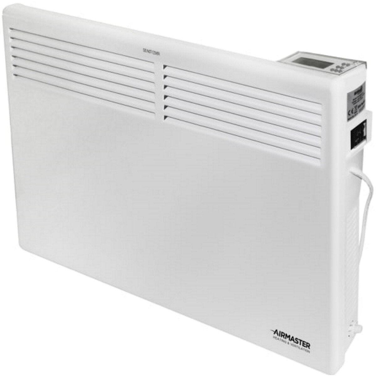 Airmaster PH1.5TIM/LCDN Wall Mounting Digital Panel Heater 1.5kW AIRPH15TIM