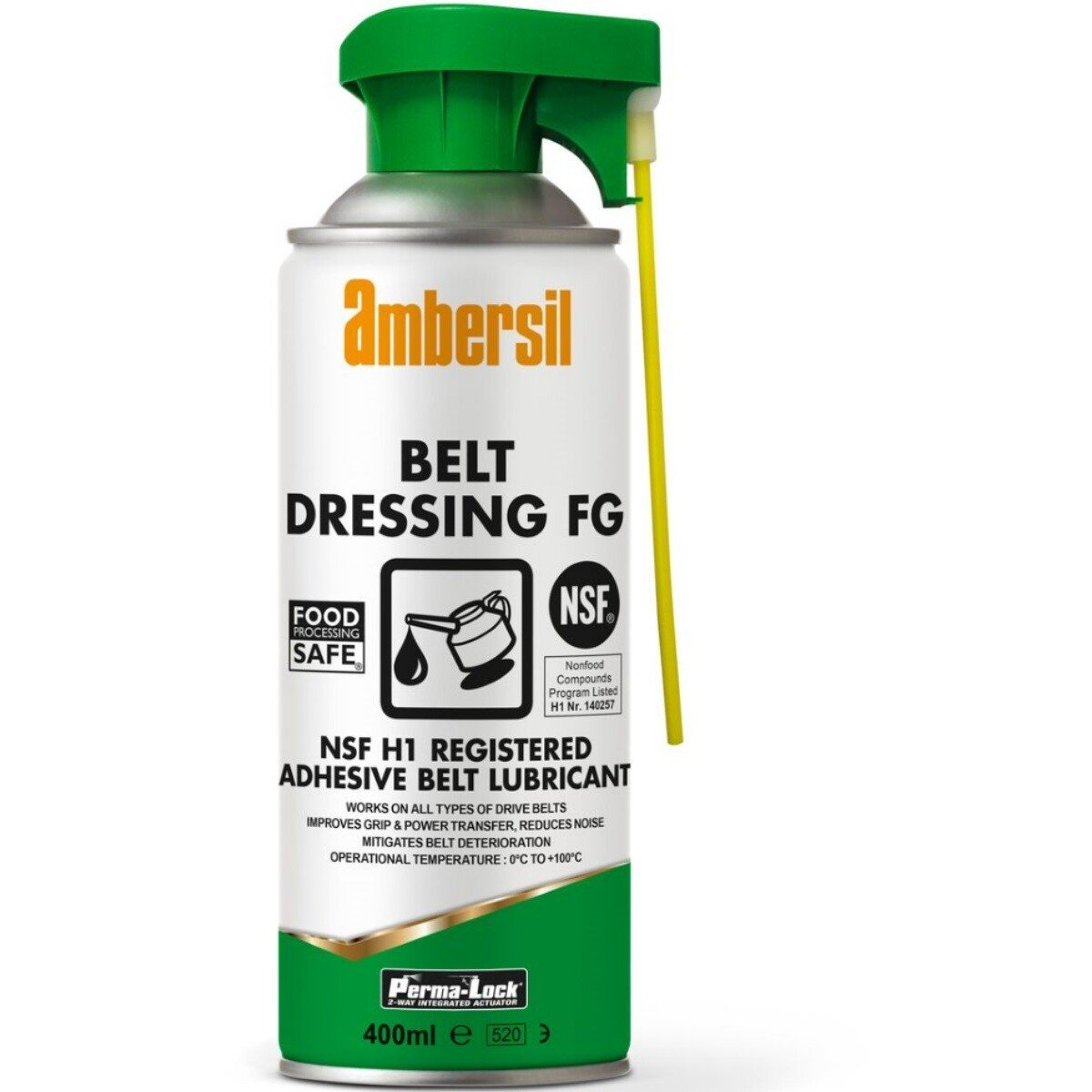 Ambersil 30257-AA FG Belt Dressing 400ml