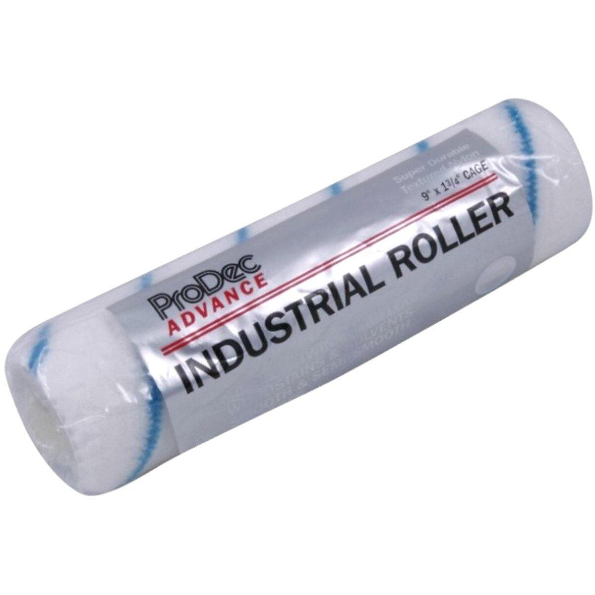"ProDec ARRE023 9"" x 1.75"" Solvent Resistant Industrial Roller Refill"