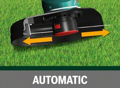 Bosch ART 30 30cm 550w Electric Grass Trimmer Automatic Twin Line Feed