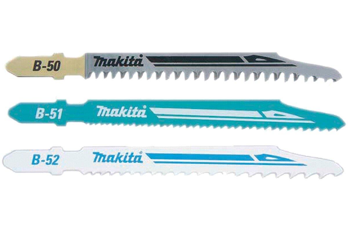Makita B-06292 Selection Pack Of Super Express Jigsaw Blades