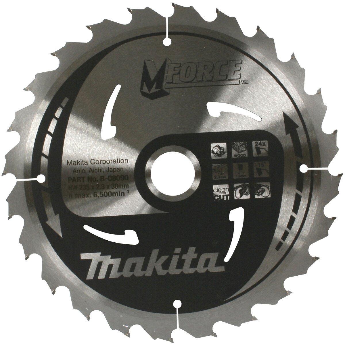 Makita B-07973 210x30mm 16T Circular Saw Blade B07973