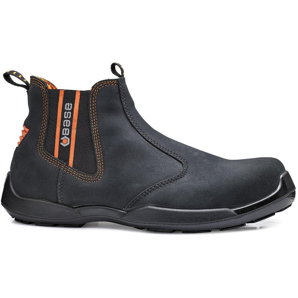 Portwest Base B0652 Record Dealer Boots - Black/Orange