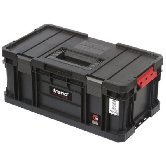 Trend MS/C/200 Modular Storage Compact Toolbox 200mm