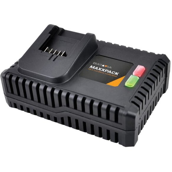 Batavia BAT7063556 MAXXPACK Li-ion Fast Charger 18V For 4.0Ah & 2.0Ah Batavia Batteries