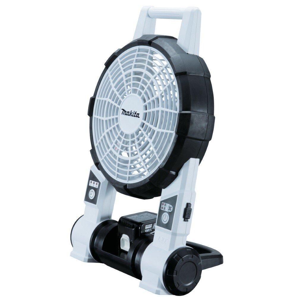 Makita DCF201ZW Body Only 18v/14.4v/240v LXT Portable Fan