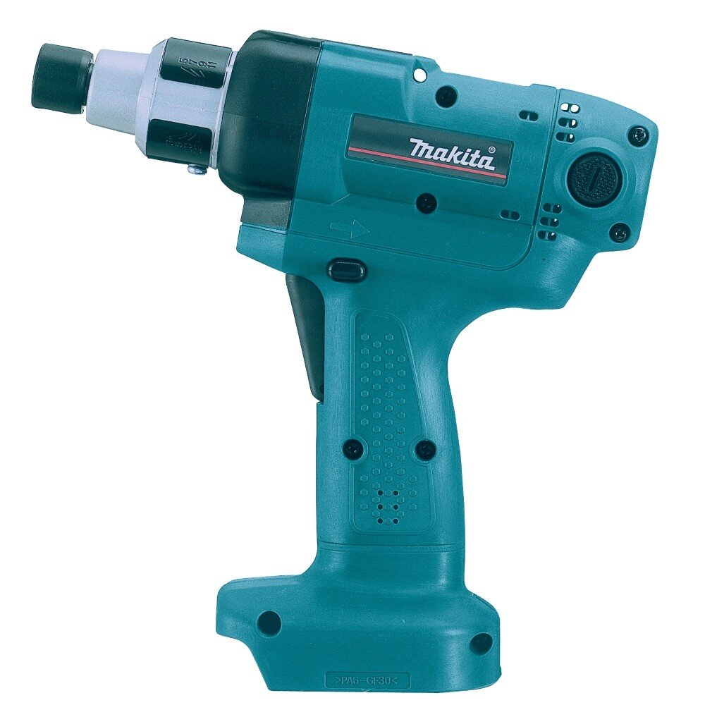 """Makita BFT020FZ Body Only 9.6V 1/4"""" Hex Drive Low Torque Cordless Screwdriver"""