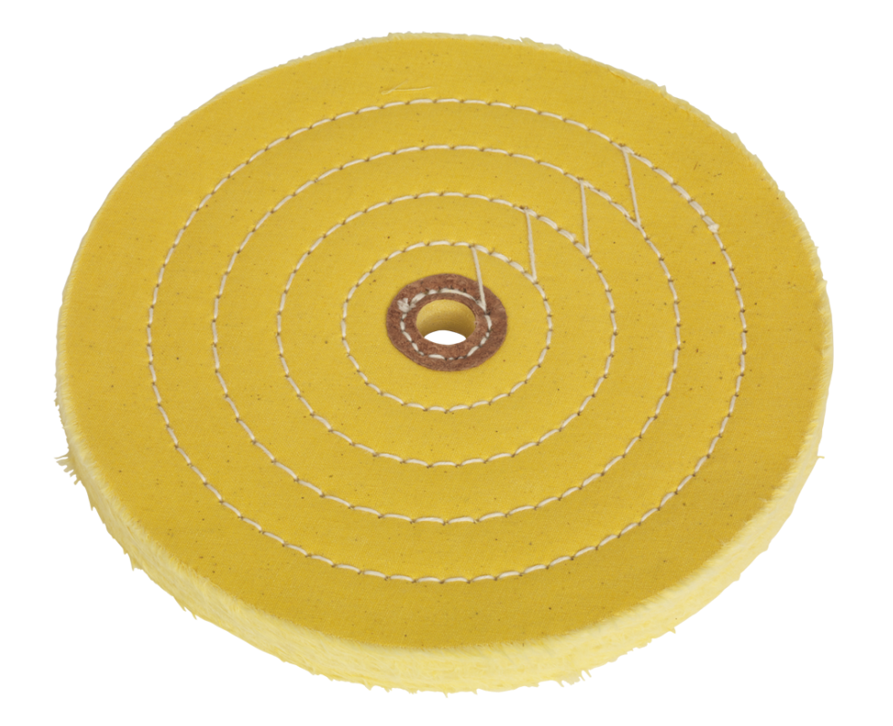Brilliant Sealey Bg200Bwc Coarse Buffing Wheel For Bench Grinder O200 X 16Mm 16Mm Bore Squirreltailoven Fun Painted Chair Ideas Images Squirreltailovenorg