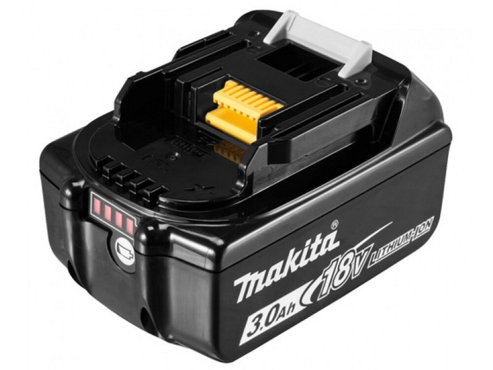 Makita BL1830B 18v 3 0Ah Lithium Ion Battery With Level Indicator