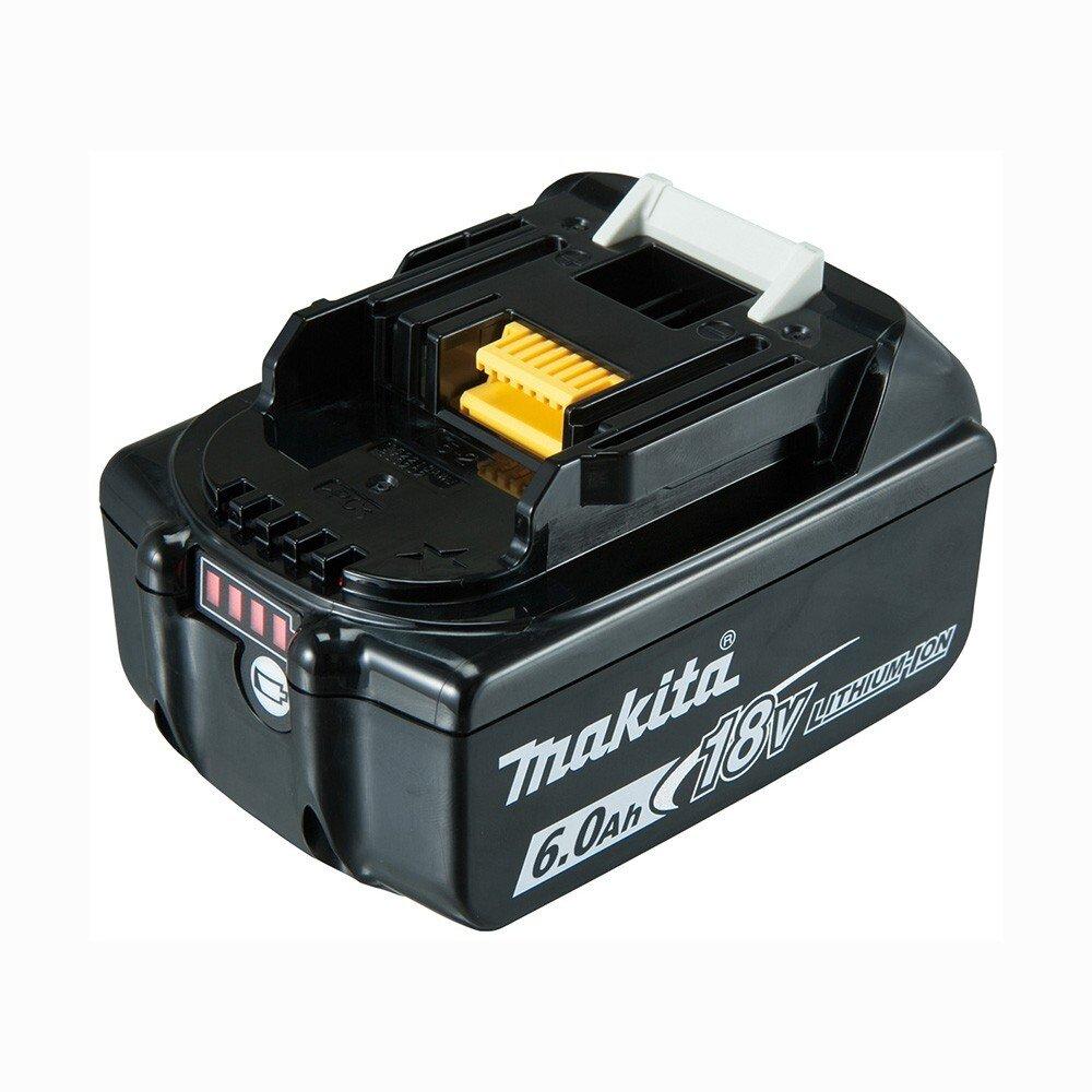 Makita BL1860B (197422-4) 18v - 6.0Ah Li-ion Battery