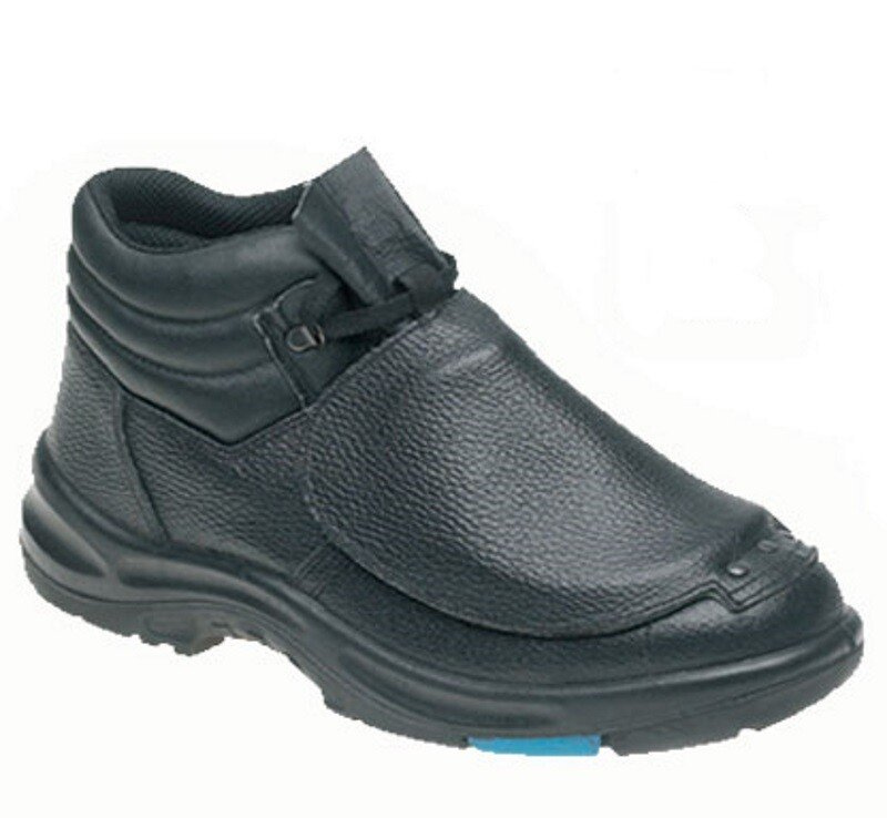 Himalayan 1002 Metatarsal Black Leather Safety Boot S3