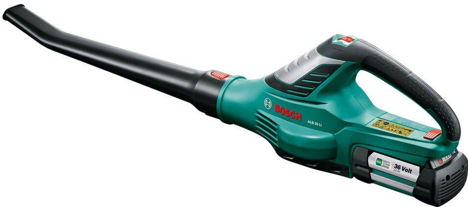 Bosch ALB 36 Li 36Volt Leaf Blower with 36Volt 2.0Ah Battery