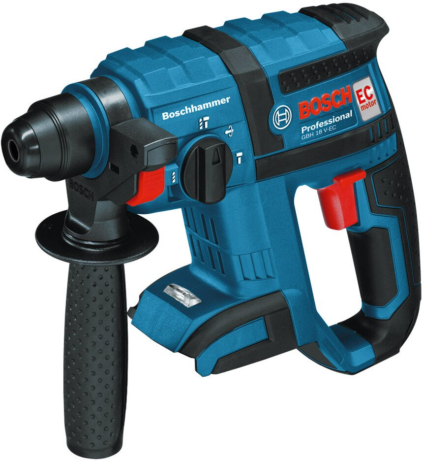 Bosch GBH18VECCARTON Body Only 18V Brushless SDS+ Hammer in Caron