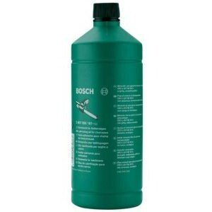 Bosch 2607000181 Chainsaw oil - biodegradable (1 litre)