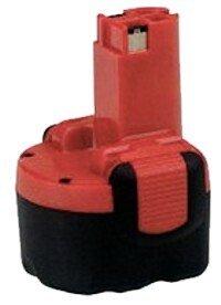 Bosch 2607335674 NiCad Battery 9.6V O pack 2.4Ah HD