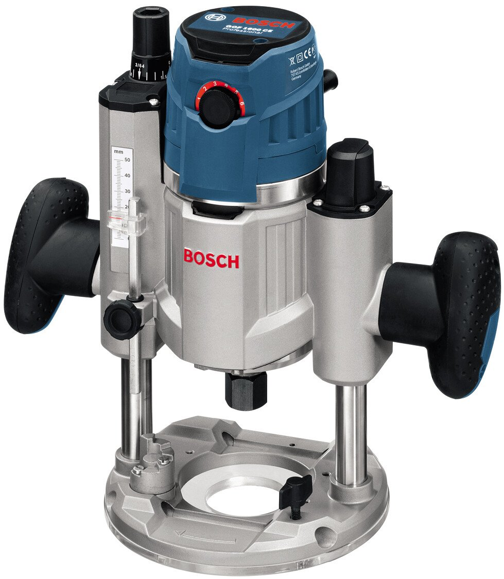 """Bosch GOF 1600 CE 1/2"""" Multifunction Router"""