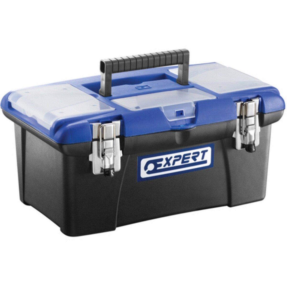 Britool E010304B Plastic Tool Box (16in) BRIE010304B