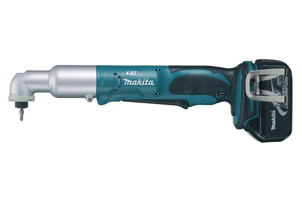 Makita DTL061RMJ 18V Angle Impact Driver with 2x 4.0Ah Batteries in Makpac Case