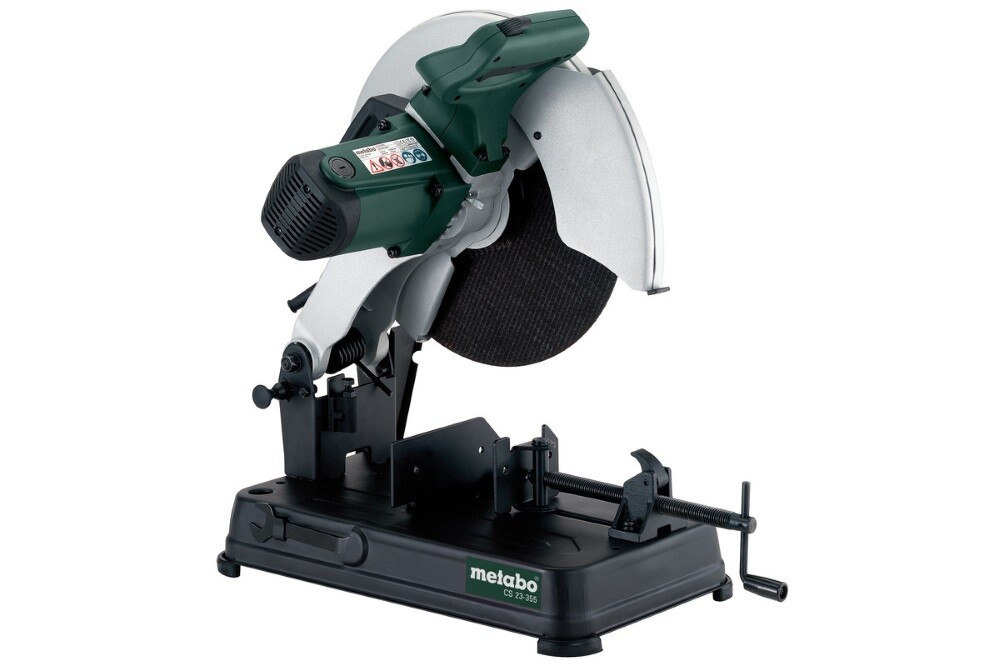 Metabo Ex Demo CS23-355 2300w 110v 355mm Metal Chop Saw - 110v
