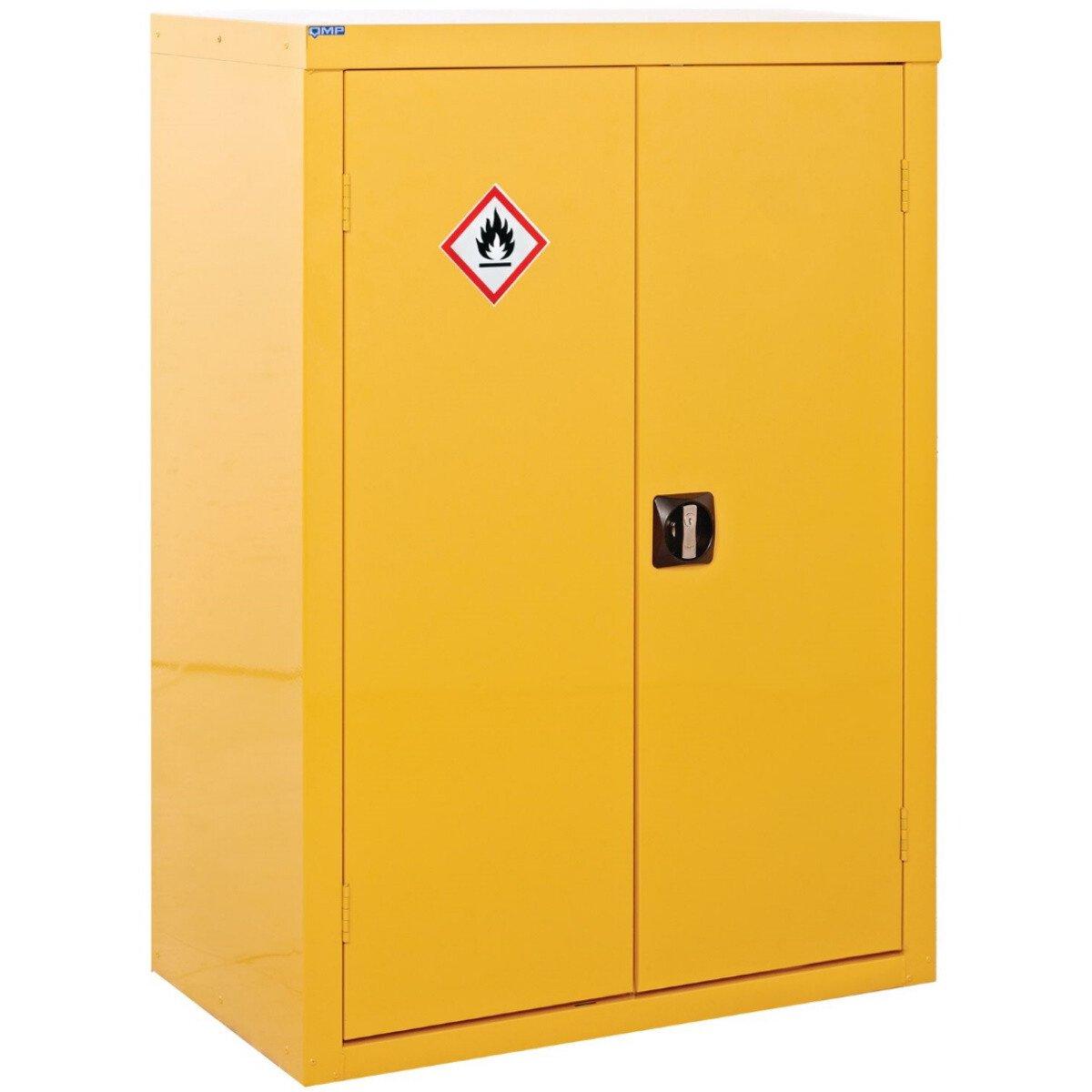 QMP CZ129046 Hazardous Substance Cupboard 1200 x 900 x 460mm