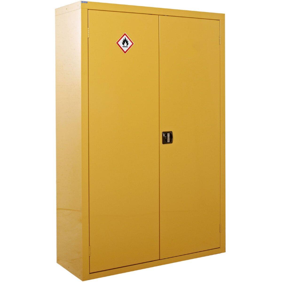 QMP CZ181246 Hazardous Substance Cupboard 1800 x 1200 x 460mm