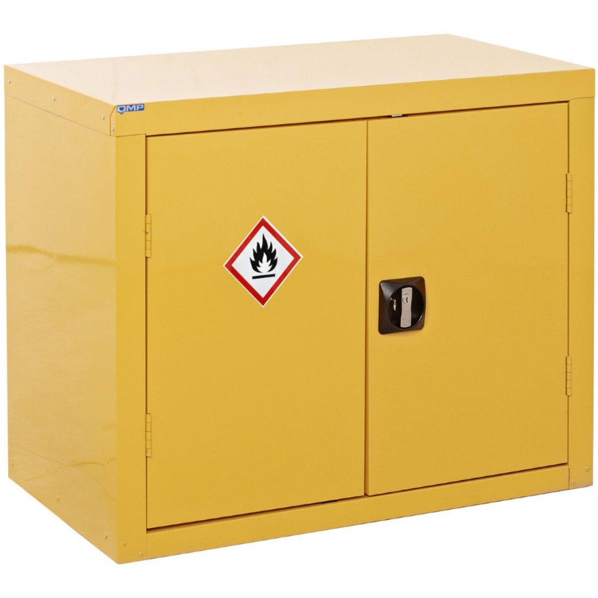 QMP CZ703530 Hazardous Substance Cupboard 700 x 350 x 300mm