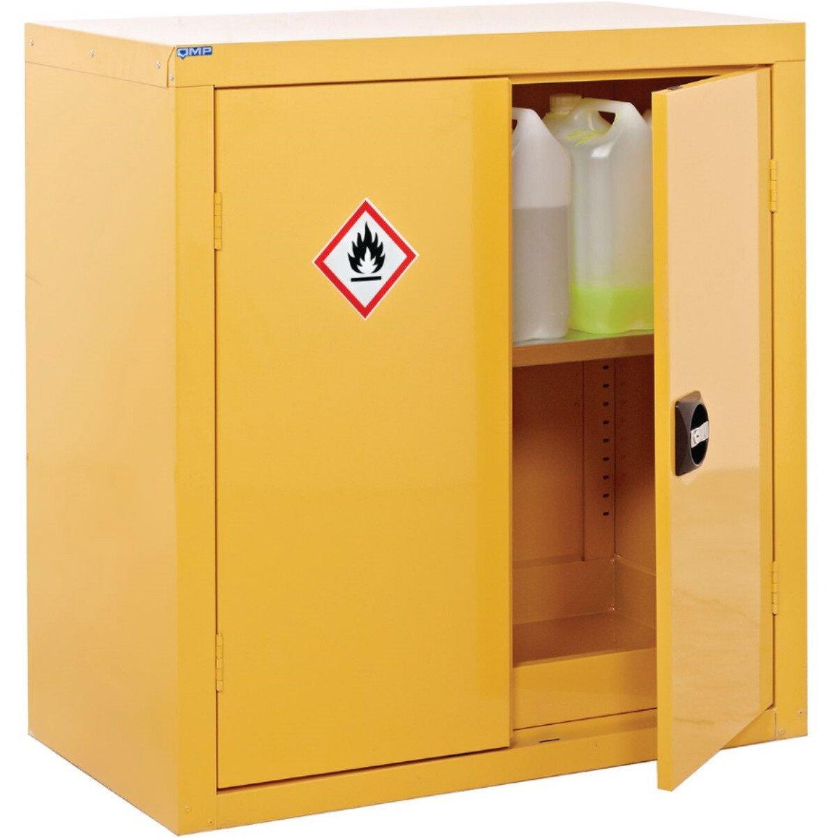 QMP CZ709046 Hazardous Substance Cupboard 700 x 900 x 460mm