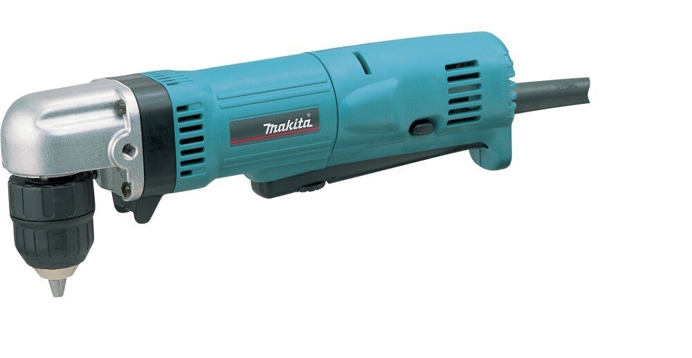 Makita DA3011F 450w 10mm Angle Drill Keyless Chuck with Built in Job Light  DA3011F