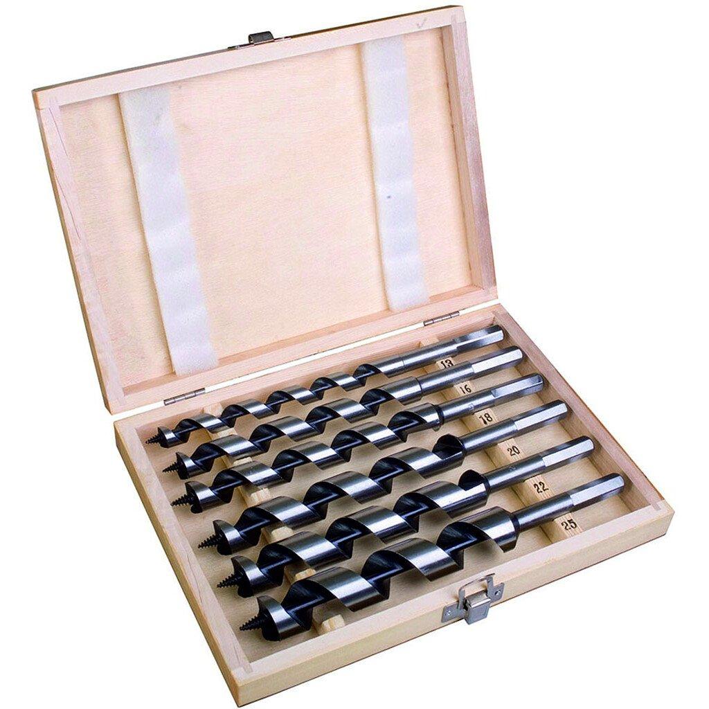 Dart DABSET236 6 Piece Auger Bit Set