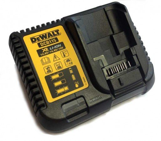 Dewalt DCB115-GB XR Multi Voltage Charger 240v