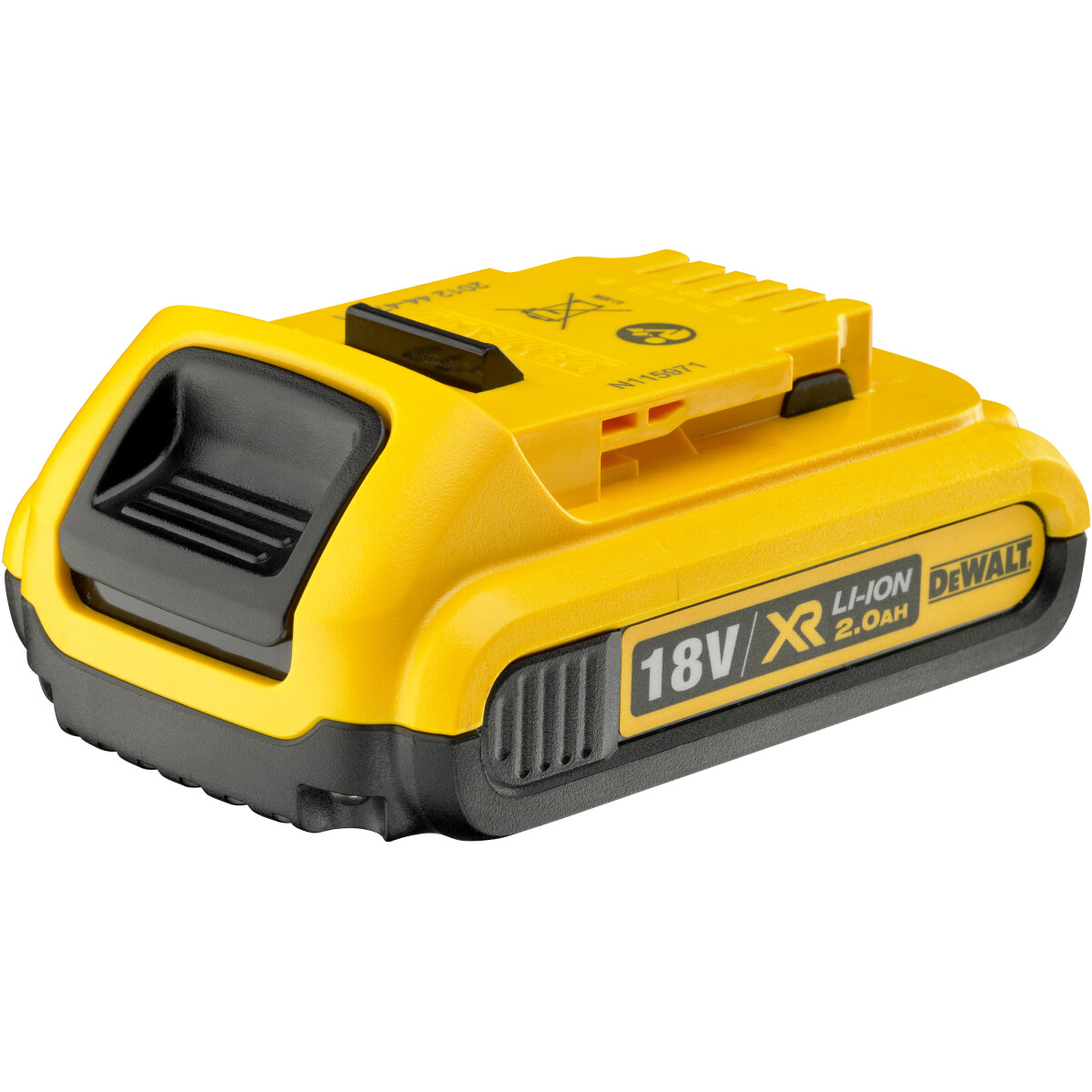 DeWALT DCB183-XJ 18V  XR Li-Ion Battery 2.0Ah