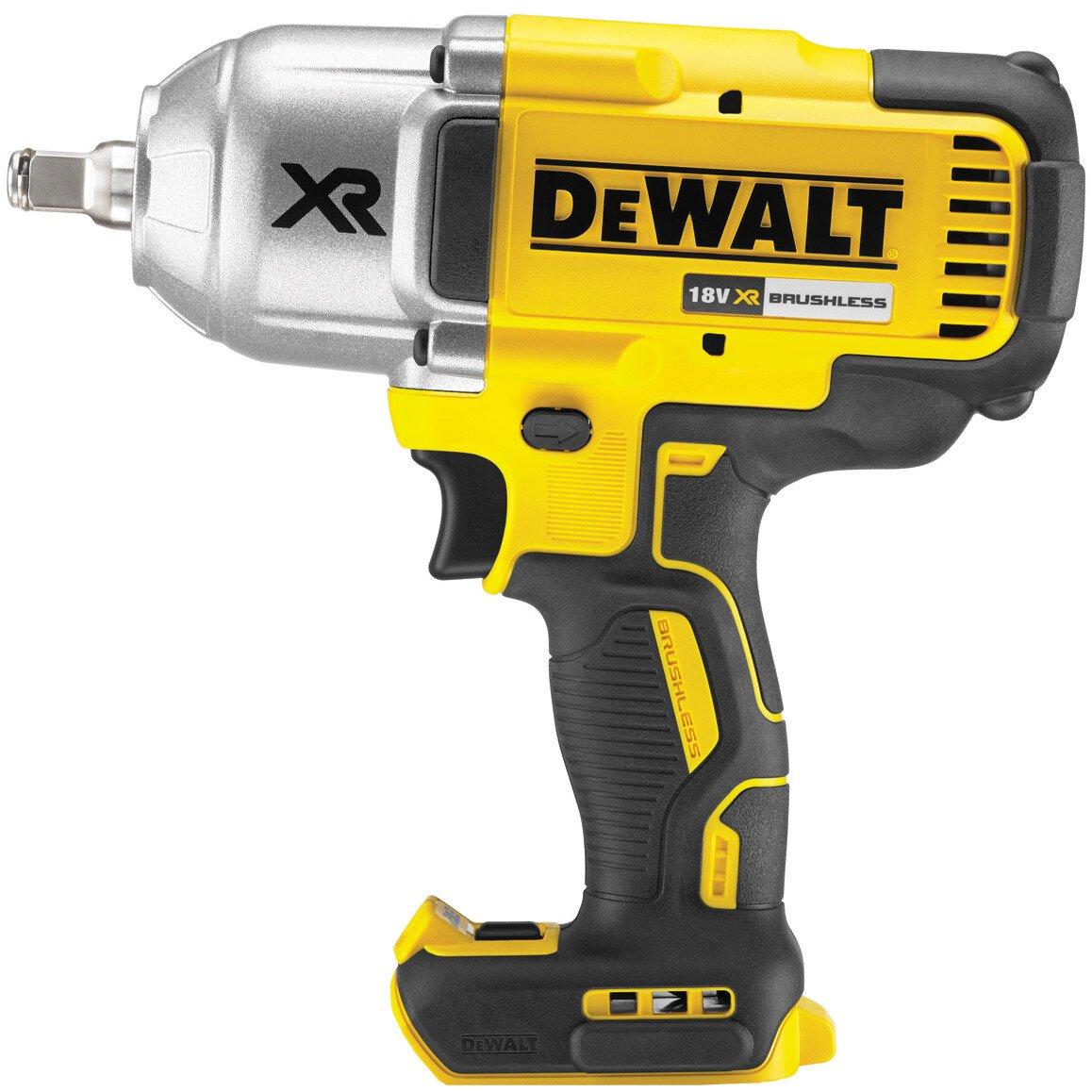 DeWalt DCF899HN-XJ Body Only 18V Brushless High Torque XR Impact Wrench (Hog Ring)