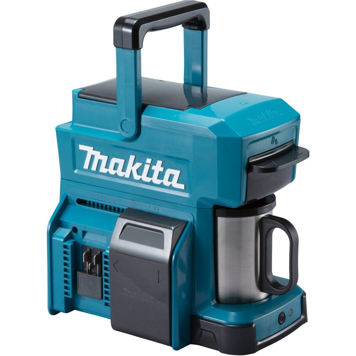 Makita DCM501Z Body Only Cordless Coffee Maker Blue