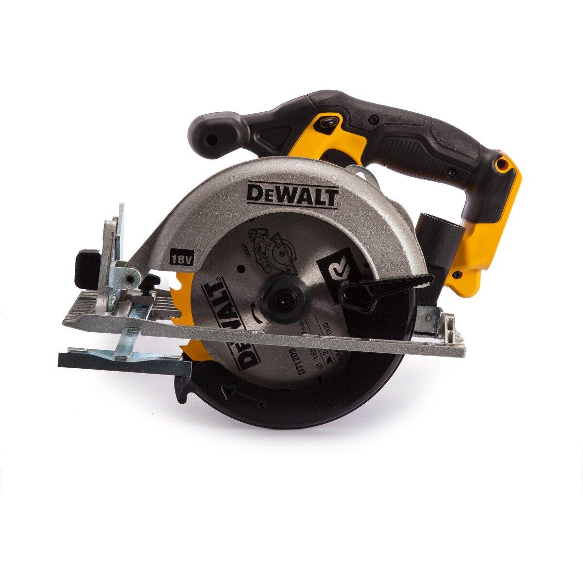 DeWalt DCS391N-XJ Body Only 18V XR 165mm Circular Saw from
