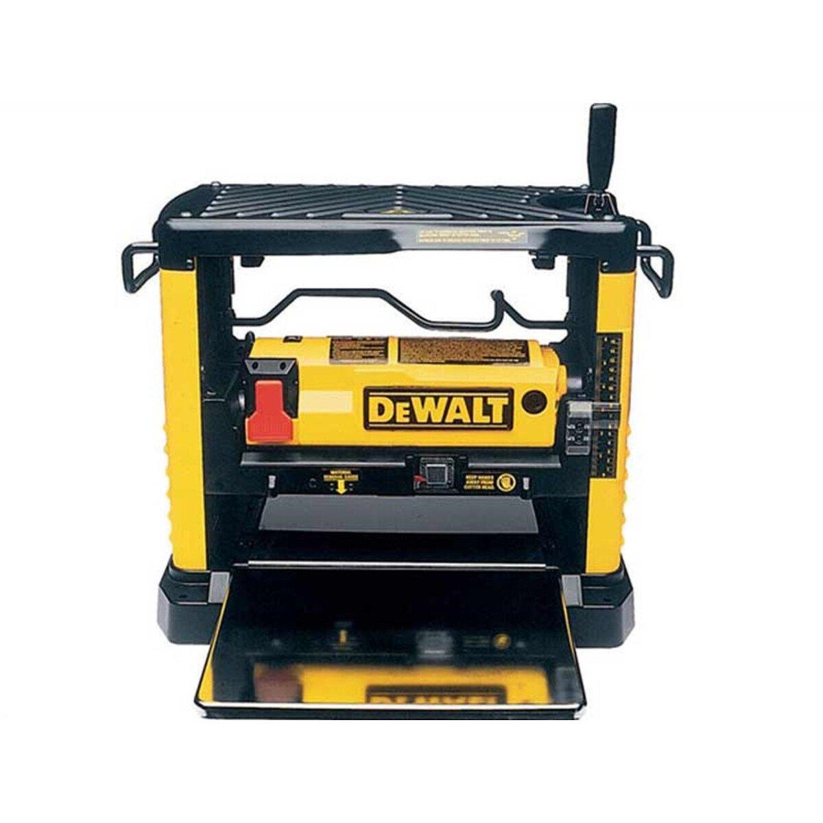 DeWalt DW733 1800w 317mm Thicknesser 240v