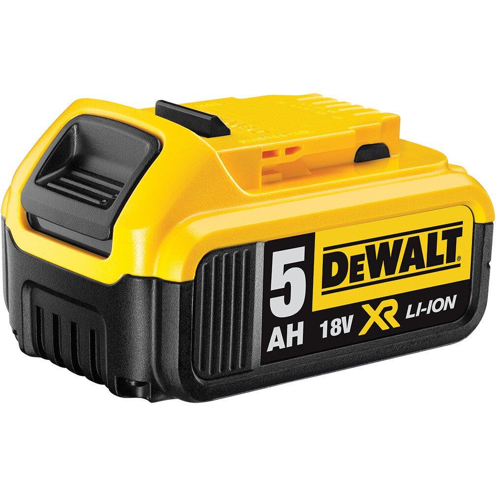 Dewalt DCB184 18v 5.0Ah XR Li-ion Battery
