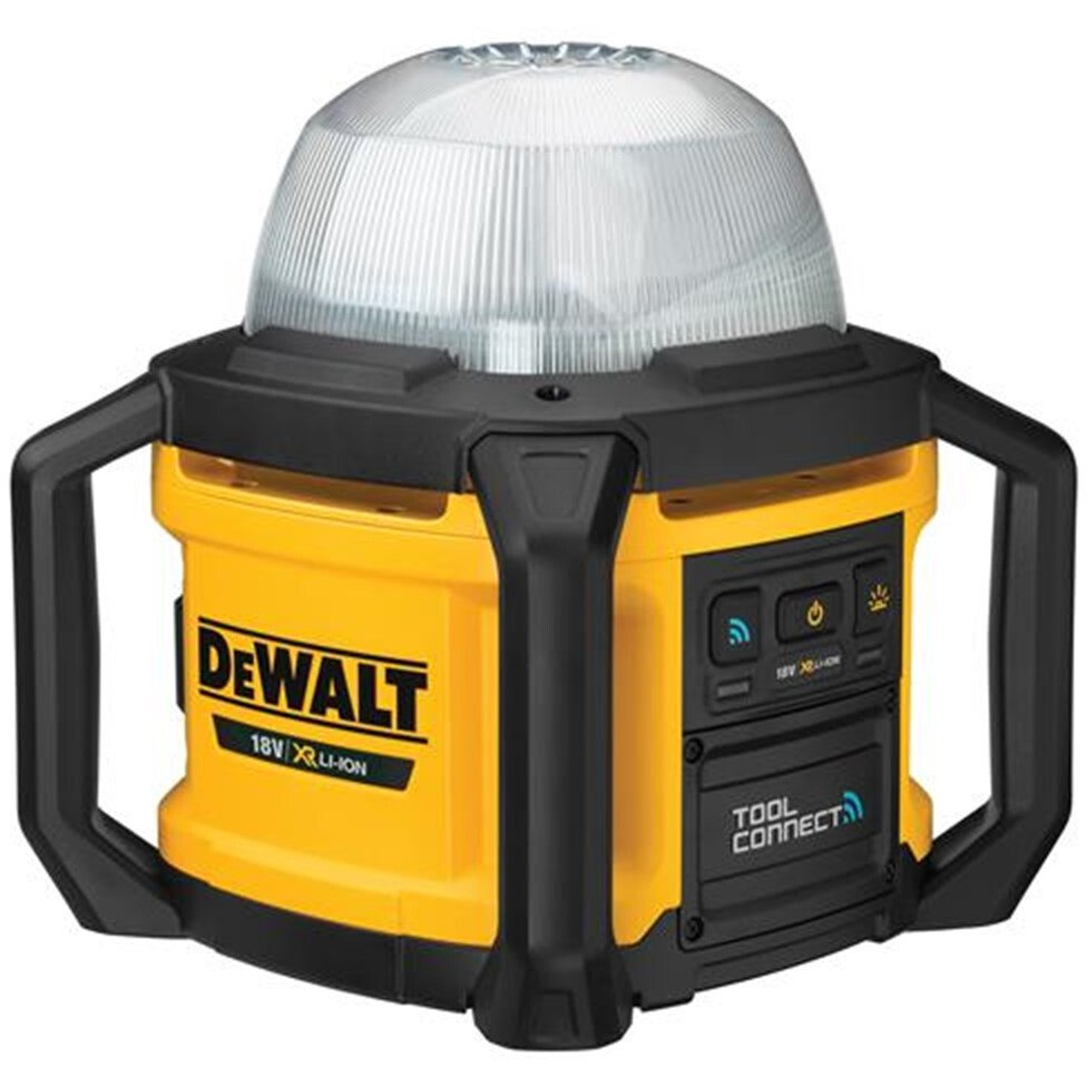 DeWalt DCL074-XJ Body Only 18V XR Tool Connect Area Light