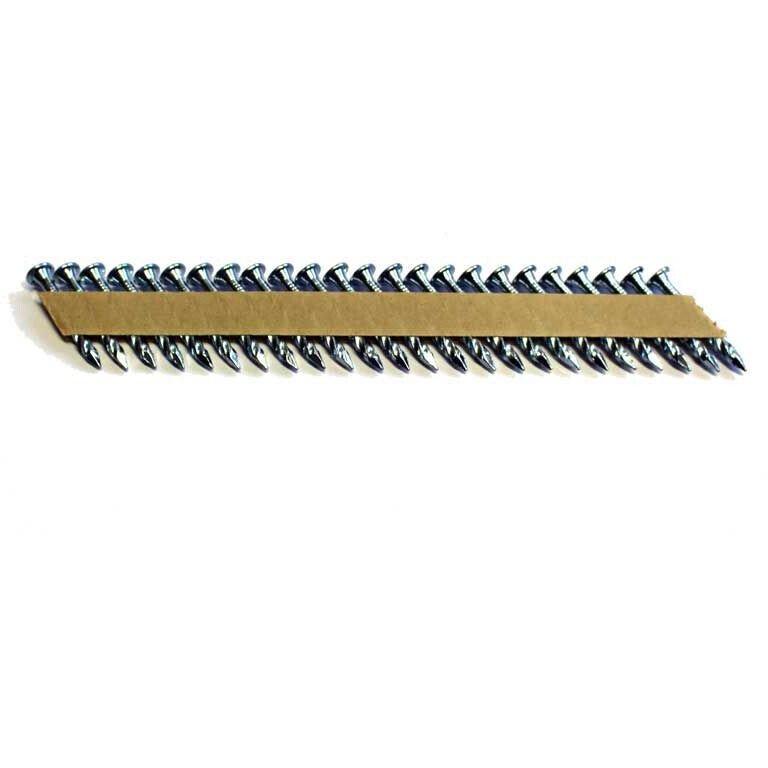 Dewalt DNM34SP35G12Z 35mm Spiral Nails For DCN694 Nailer (Box Qty 1,000)
