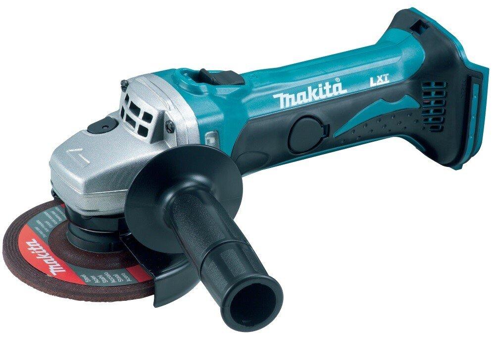 Makita DGA452Z Body Only 18V 115mm Cordless Angle Grinder