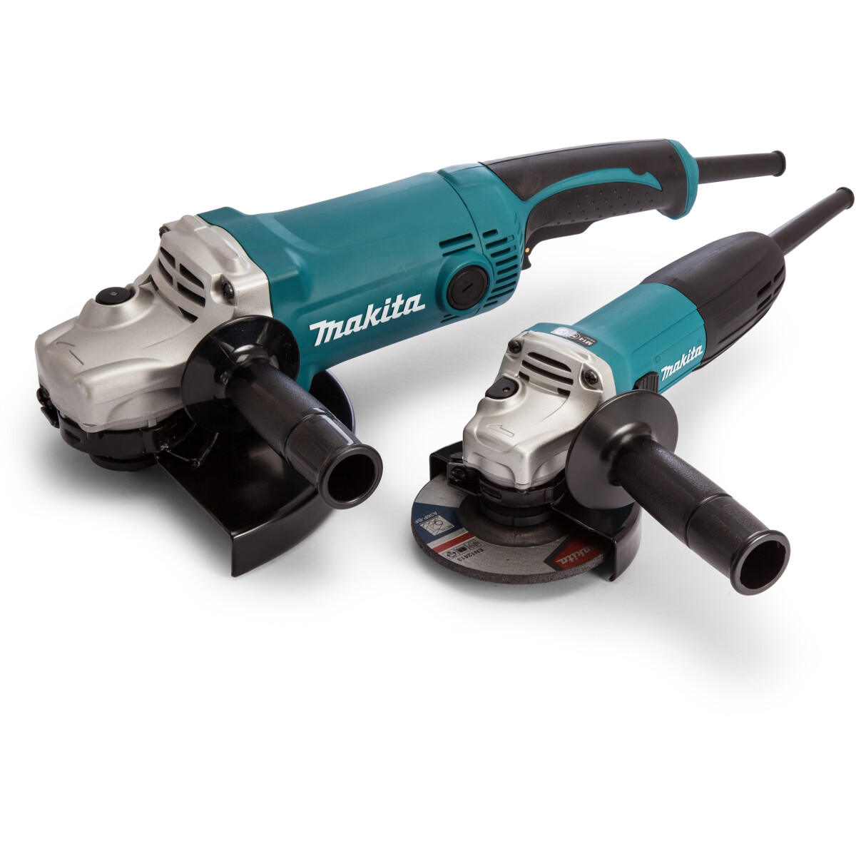 Makita DK0056Z1 Angle Grinder Twinpack 9 41 2 From Lawson HIS