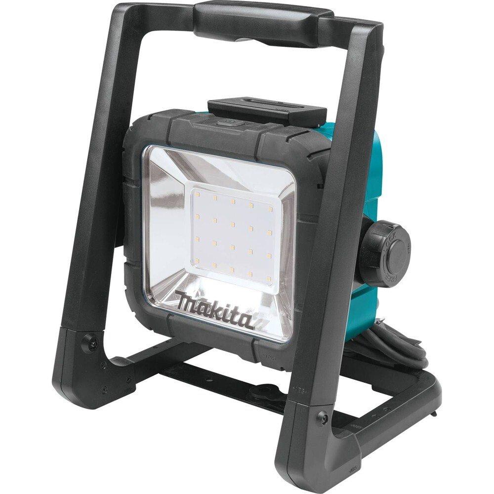 Makita DML805 14.4/18v Li-ion Cordless or 110v AC Supply LED Worklight